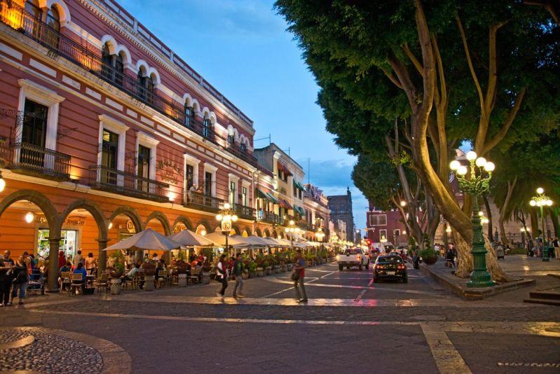 Conoce los encantos de Puebla