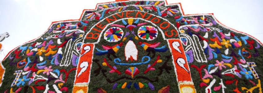 Hidalgo y el altar más grande del mundo