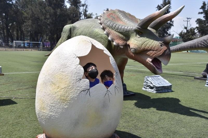 Visita el Jurassic Park mexicano, ¡nuevo parque de dinosaurios!