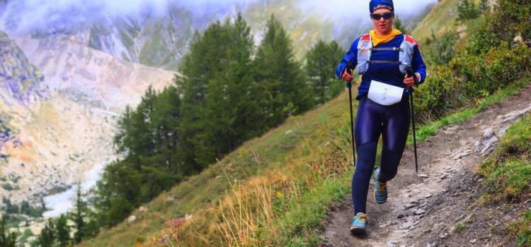 Raíssa Zortea se prepara para prova duríssima na Itália e sonha com a Maratona Des Sables