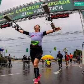 Janete Bonfiglio: no ritmo da corrida