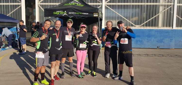 O domingão de corrida da Sagres Running Team