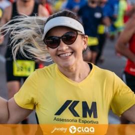 Com a KM, Tereza Cristina perdeu peso e ganhou uma paixão