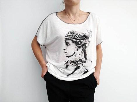 Tee-Shirt Rachida