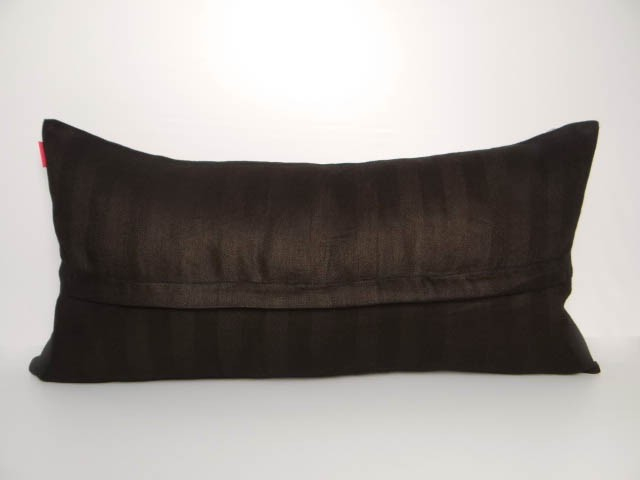 Housse Coussin Broderie Maroc Tafraout
