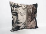 housse de coussin carre decoration maison femme berbere inspiration cote
