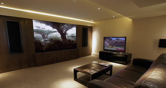 Cinema And Media Rooms SIS Solutions