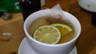 Ginger to help beat colds and flus.