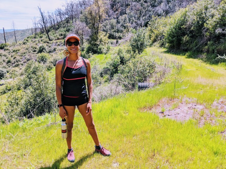 Black Feminist Runner: Tackling Hills With Hemp Seeds and Nursing on Demand