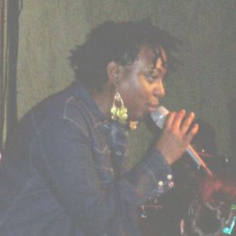My first Ledisi experience at SOB's, NYC 2004