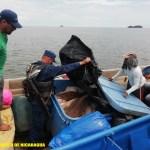 Ejercito acompaña a funcionarios del MARENA e INPESCA en el Caribe