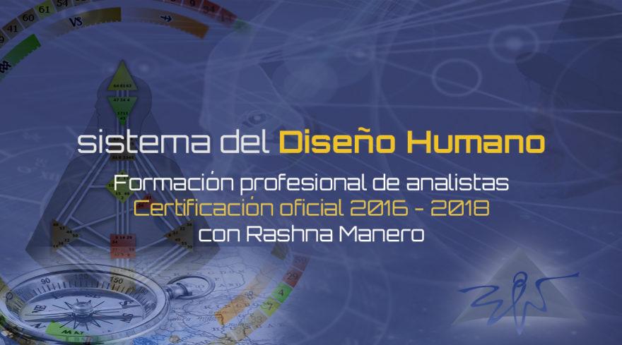 Programa oficial de formación profesional del Sistema del Diseño Humano