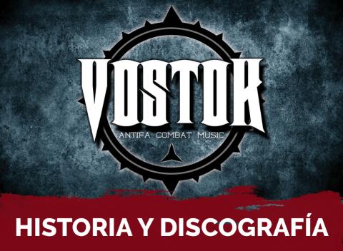 Logo de Vostok streetpunk
