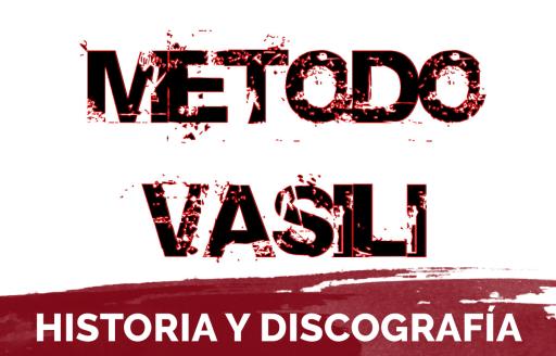 Logo de la banda metodo vasili