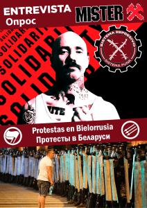 Protestas en bielorrusia y mister x
