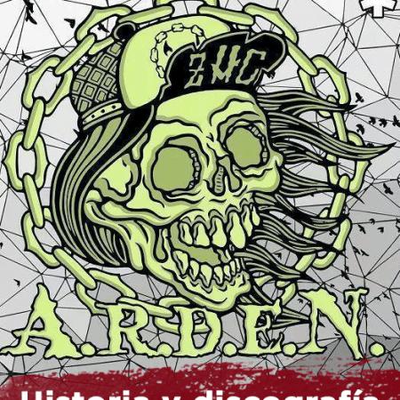 Logo de ARDEN hardcore zurita
