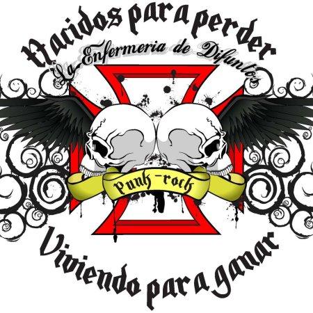 Logo de enfermeria de difuntos