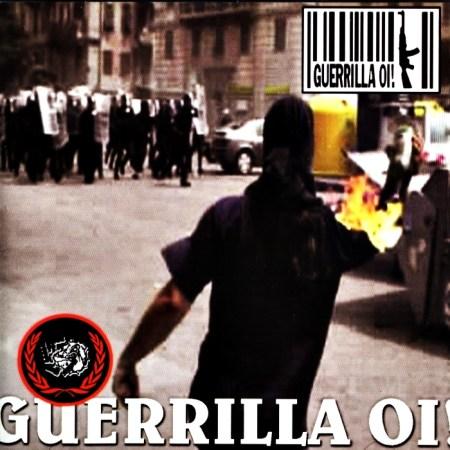 guerrilla oi portada