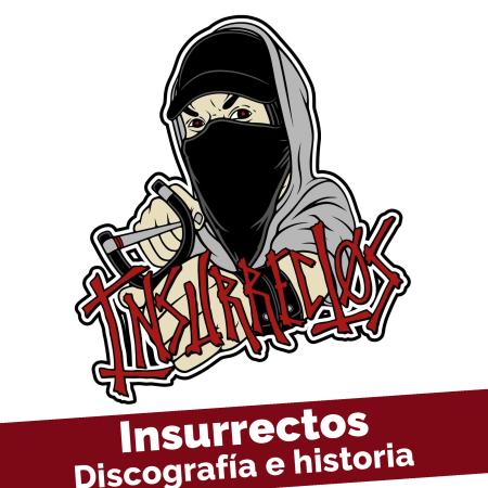 Logo del grupo musical insurrectos