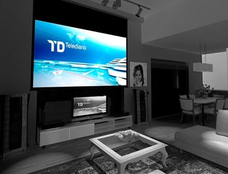 Home Cinema e instalaciones domésticas realizadas por SistemasAudiovisuales - VisualPlanet