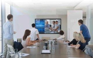 Sistema de videoconferencia y colaboración