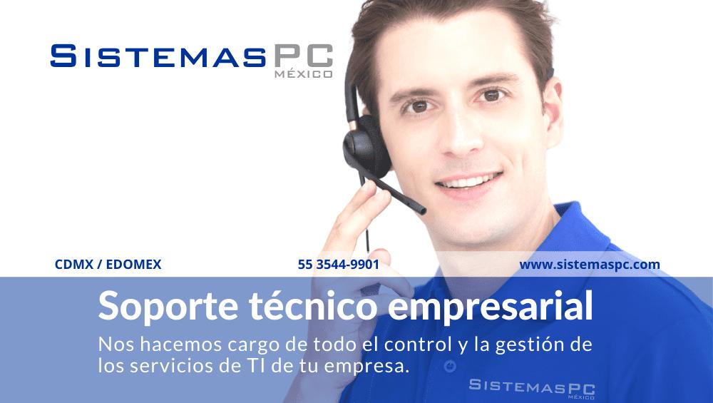 En este momento estás viendo Soporte técnico empresarial en México el costo beneficio de contratarlo