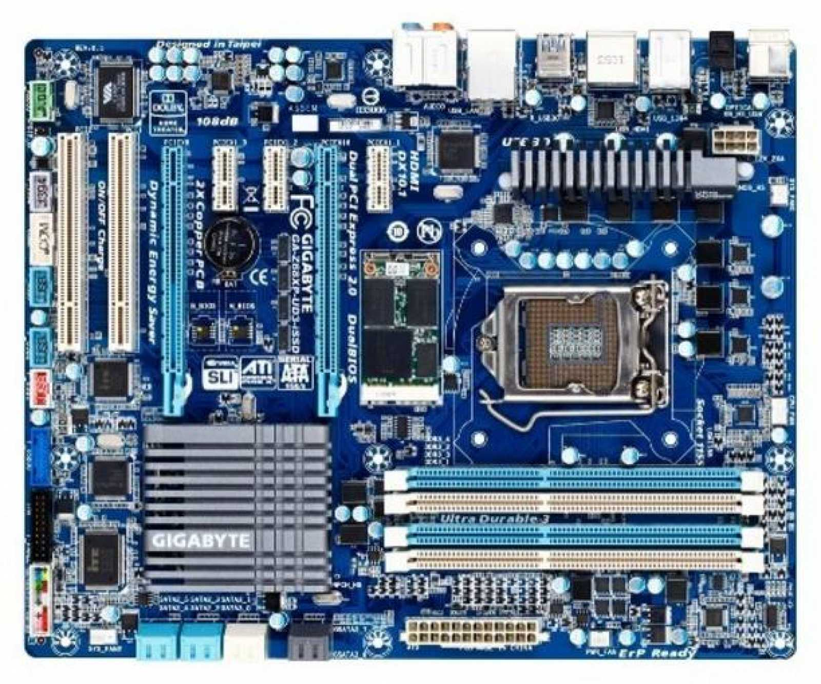 Elementos de un ordenador: La placa base