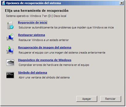 Reparaciones de arranque en Windows y Linux