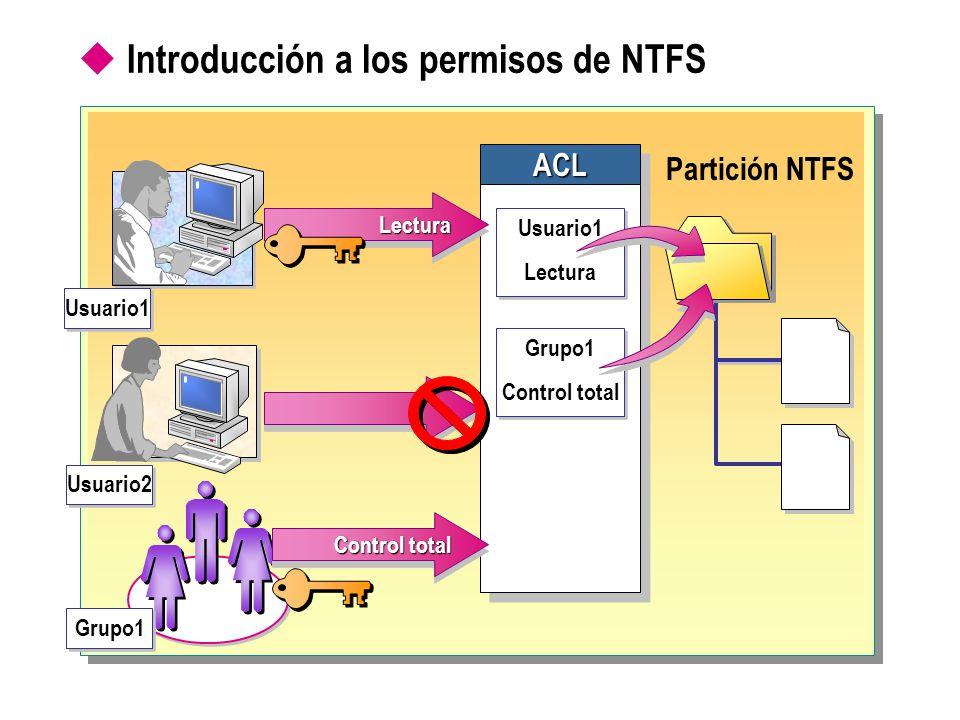 T6-Permisos NTFS básicos