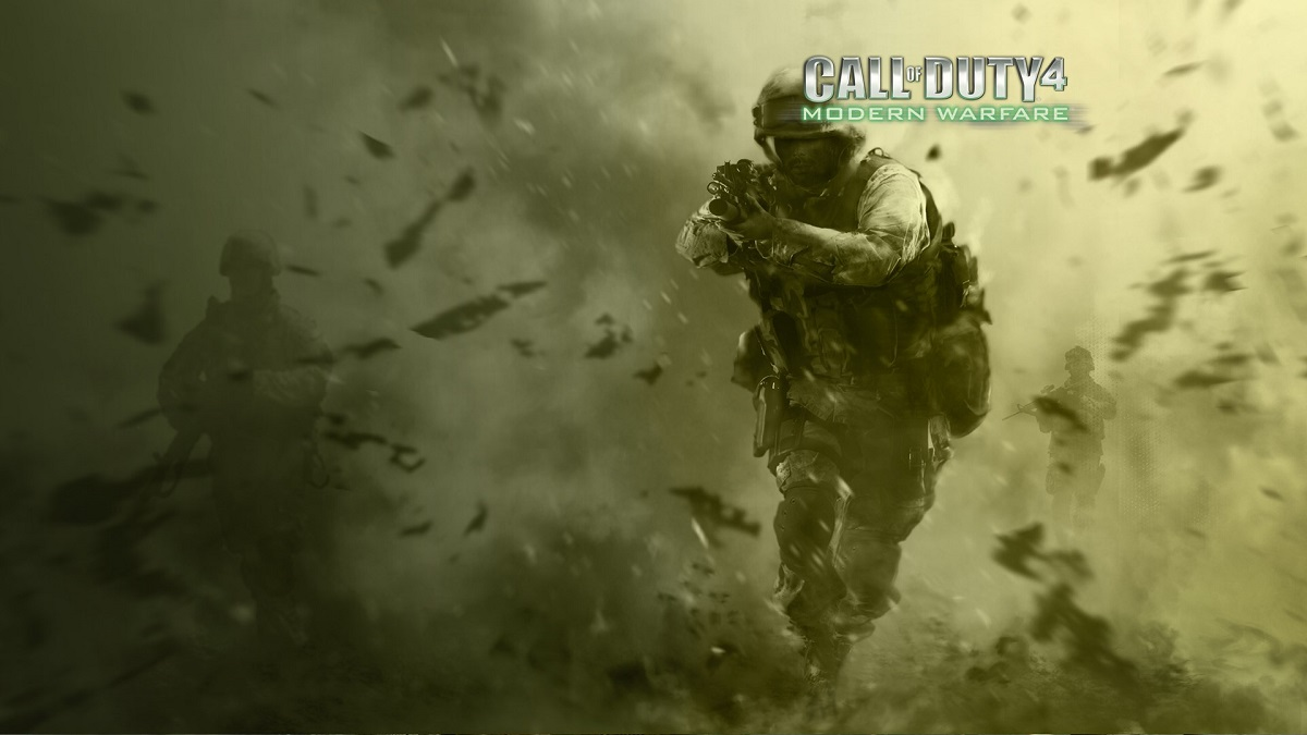 Call of Duty 4 Modern Warfare açılmıyor