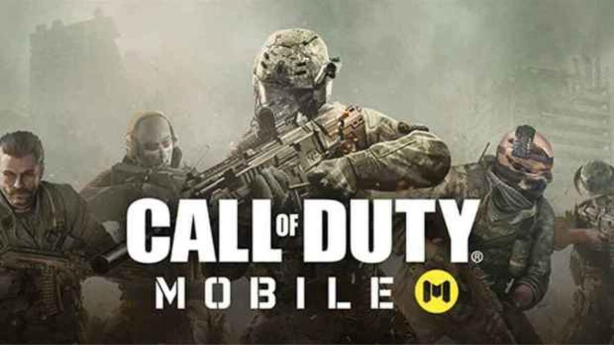 Call of Duty Mobile PC pembe ekran sorunu