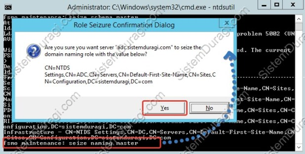 Windows Server 2012 R2 FSMO Rol Seize (10)