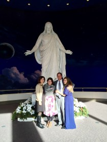 With my family at my favorite place on Temple Square