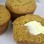 Butternut Squash Muffins + Video