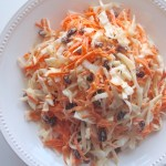 Classic Coleslaw With Raisins