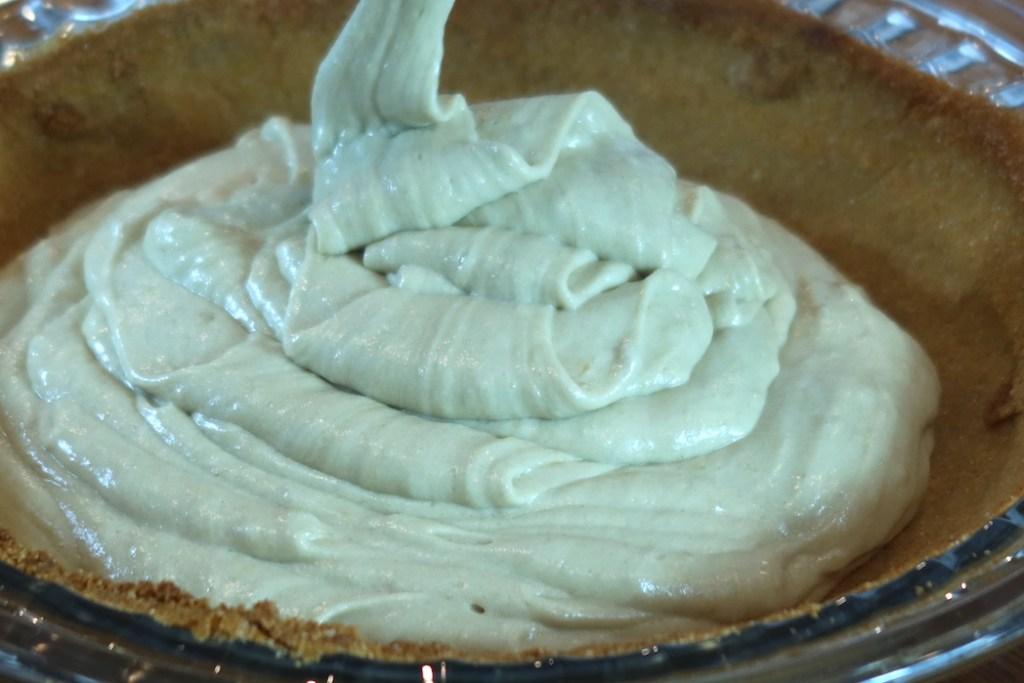Sunflower Butter Pie