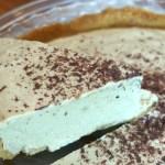 Sunflower Seed Butter Pie