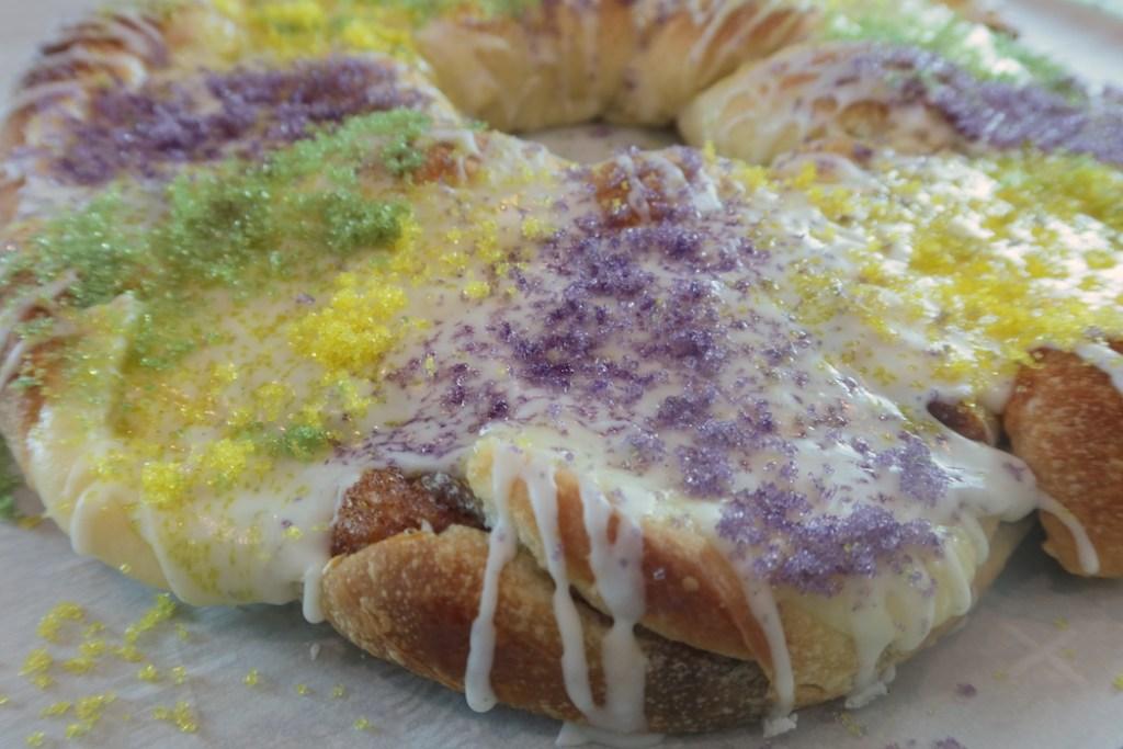 Louisiana King Cake