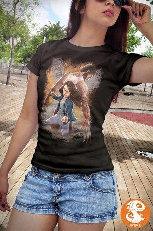 Logan_inspired_shirt ArtbyJPPerez_on_Etsy