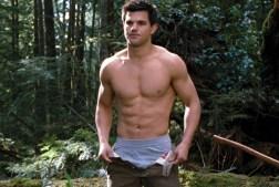 "Taylor Lautner as Jacob Black in ""Twilight"""