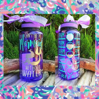 mermaid bottle 1