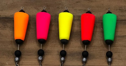 """Our 3"""" Popping Cork is our most popular cork and best when used with artifical"""