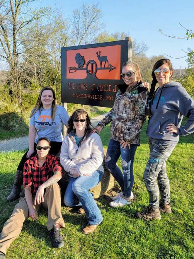 Sometimes hunting isn't just about hunting–Angelle Bergeron Larson
