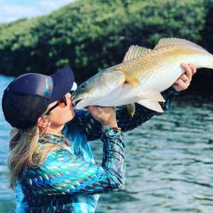 Great offshore fishing and can do a trip inshore fishing too with me! Katie Jo Davis-Florida
