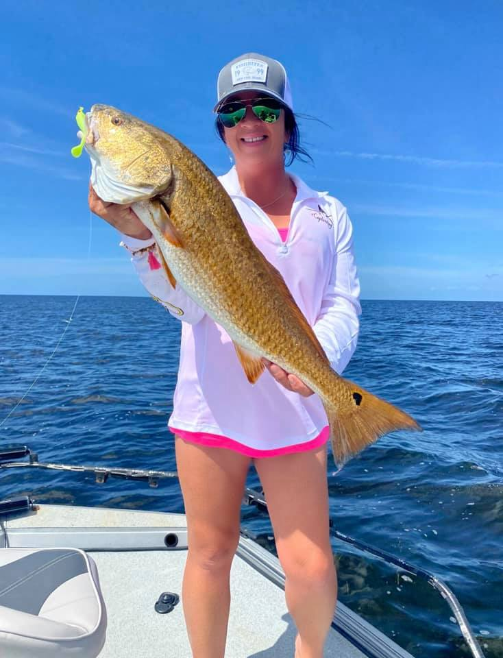 Last Sunday's Fun Day On The Water-Terrie Huffmaster-Georgia