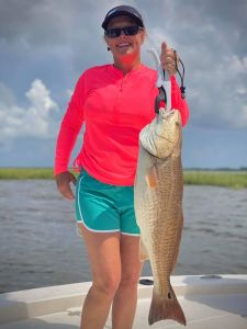 The fish Gods are with me today!-Bayou Barbie Outfitters