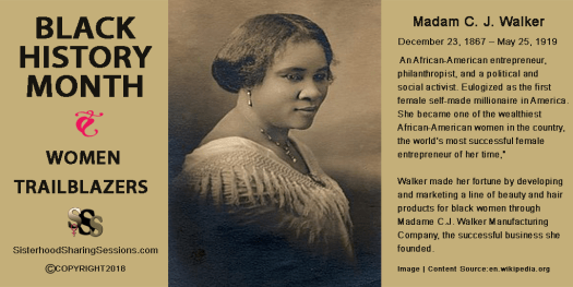 Black History Month | Women Trailblazers Series