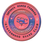 Sisterhood Share Club | Official Page Logo