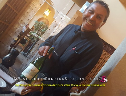 Sisterhood Summer Social Superb | Arooji's Wine Room