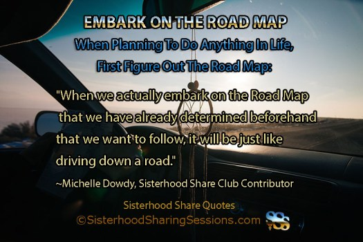 Sisterhood Share Quotes | Embark On The Road Map